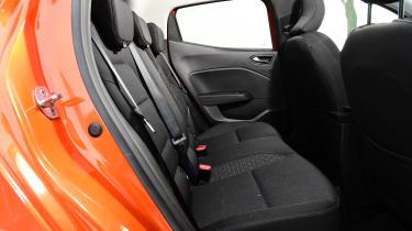 Renault Clio - rear seat