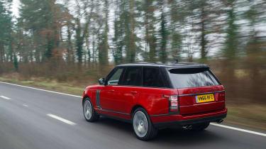 Range Rover SVAutobiography Dynamic 2017 - rear tracking