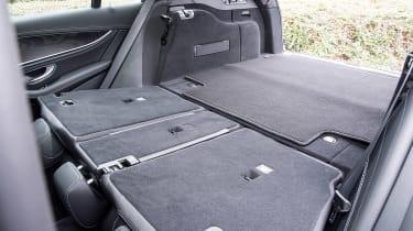 Mercedes E 400 d Estate - boot inside