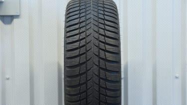2017/18 winter tyre test - Bridgestone Blizzak LM001
