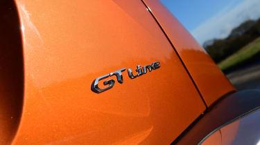 Peugeot 2008 -  GT Line badge