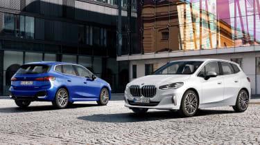 BMW 2 Series Active Tourer - range