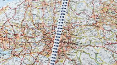 Michelin 2016 Main Roads Atlas: Great Britain and Ireland