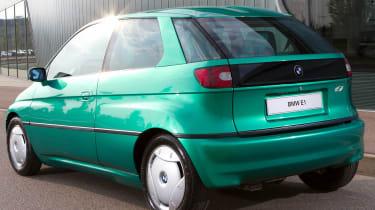 BMW E1 - rear