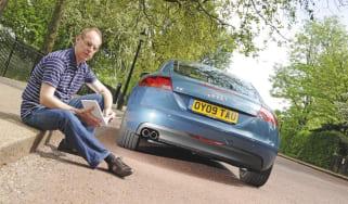 Audi TT Final Report: 9,357 miles