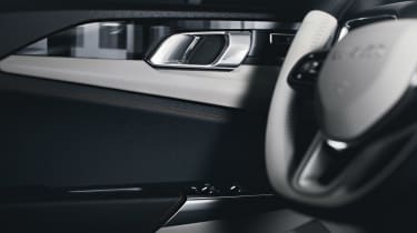 Lynk & Co 02 - interior detail