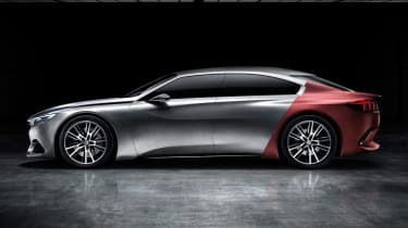 Peugeot Exalt concept car 2