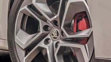 Skoda Octavia vRS iV Mk4 - wheel