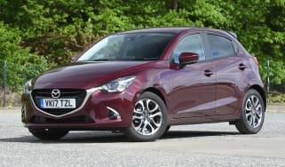 Used Mazda 2 Mk3 - front