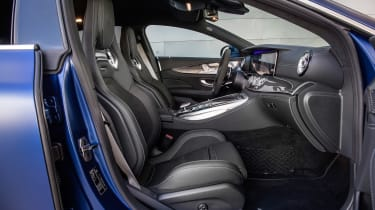 Mercedes-AMG GT 4-door - front seats