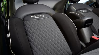 Fiat 500X - Front Seats