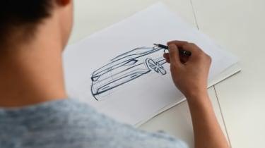 Skoda Sunroq concept - design