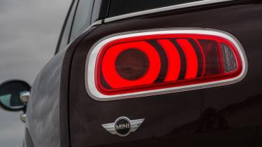 MINI Clubman long-term - taillight