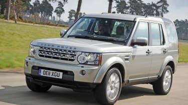 EGR valve - Land Rover Discovery