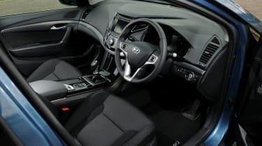 Hyundai i40 Tourer interior