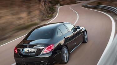 Mercedes-AMG C 43 - rear action
