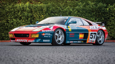 1994 Ferrari 348 GT/C LM
