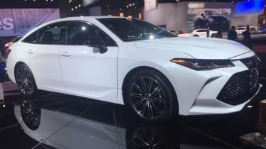 Detroit Motor Show - Toyota Avalon