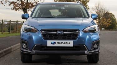 Subaru XV - full front