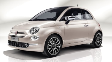Fiat 500 Star - front 3/4 static