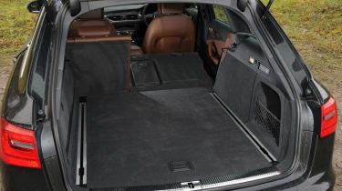 Audi A6 Avant boot