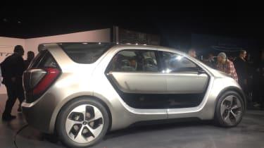 Chrysler Portal - CES reveal