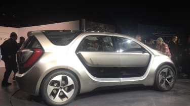 Chrysler Portal - CES reveal