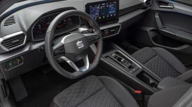 SEAT Leon - cabin
