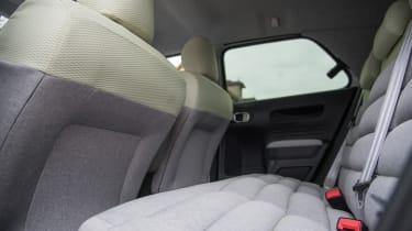 Citroen Advanced Comfort Concept 2017 - rear seats