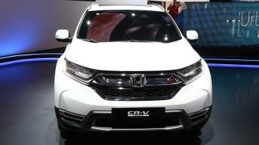 Frankfurt - Honda CR-V Hybrid Prototype - bonnet