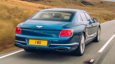 Bentley Flying Spur - rear