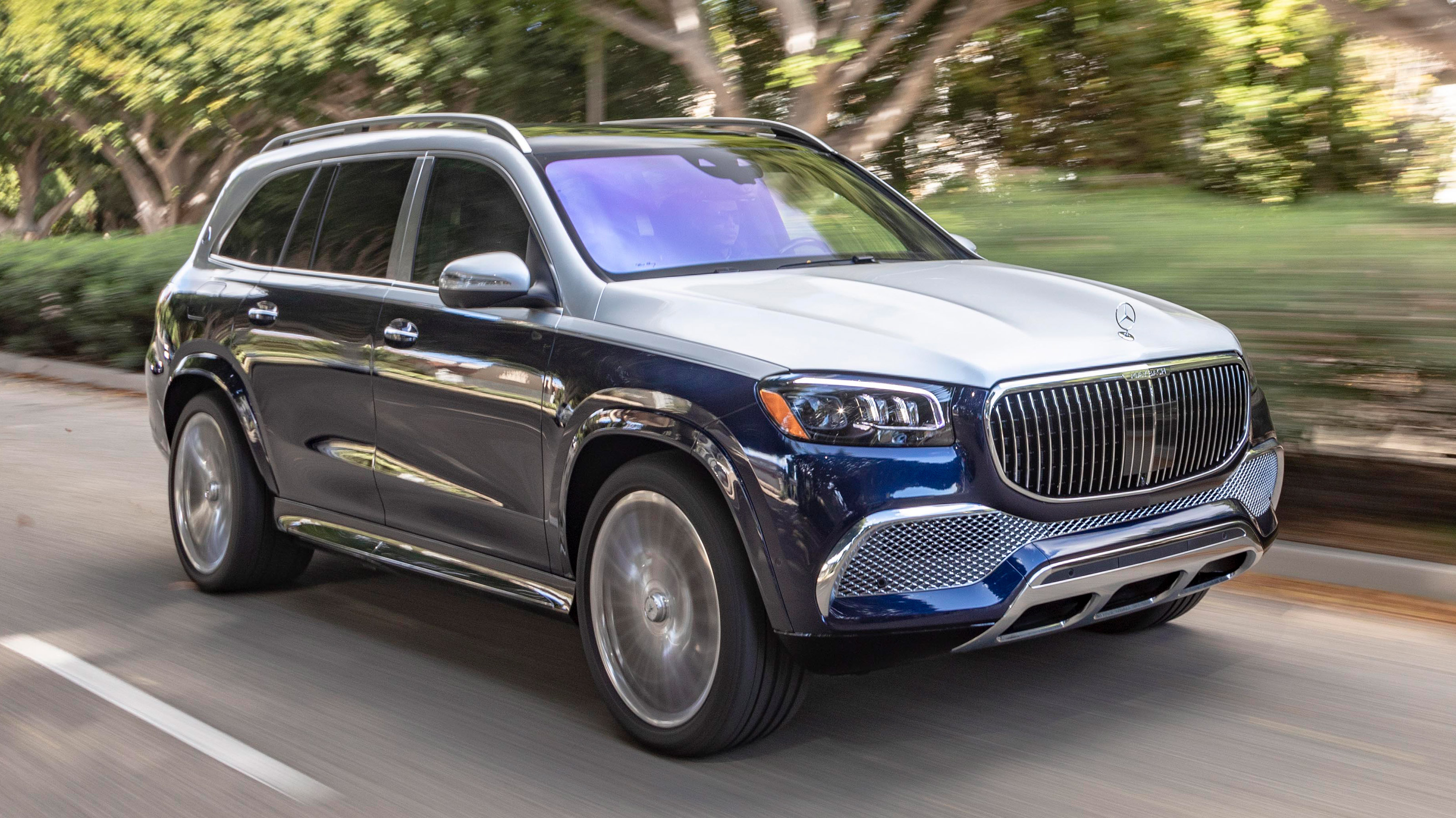 New Mercedes Maybach Gls 2020 Review Auto Express
