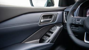 Nissan Qashqai - door