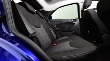 Ford Ka+ - rear seats