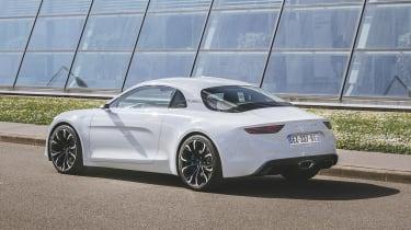 Renault Alpine Vision concept - rear