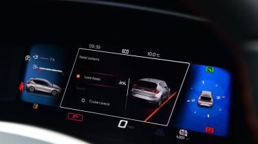 SEAT Leon e-Hybrid long termer - first report dials