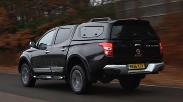 Fiat Fullback - rear