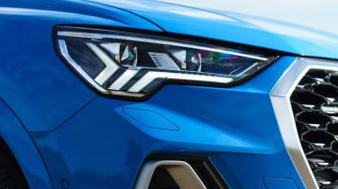 Audi Q3 Sportback - headlight