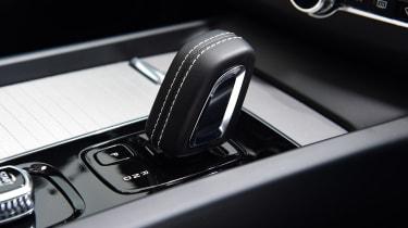 Volvo XC60 - gearbox