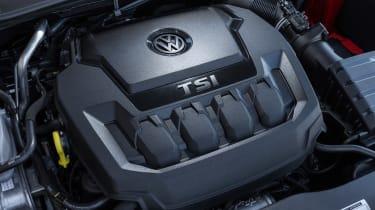 Volkswagen Polo GTI 2018 engine