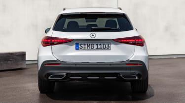 Mercedes C-Class All-Terrain - full rear
