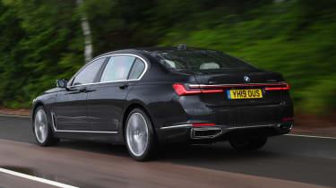 BMW 7 Series - rear