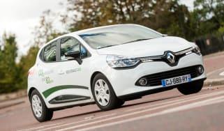 Renault Clio Eco front