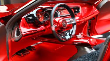 Kia Proceed concept - Frankfurt interior