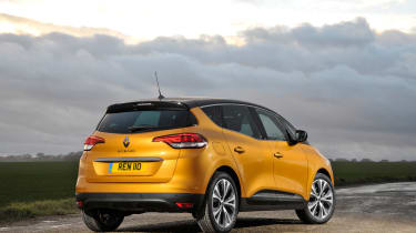 Renault Scenic and Grand Scenic Hybrid Assist - 22