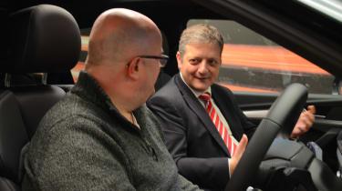 Audi Q5 PHEV long-termer - first report in car