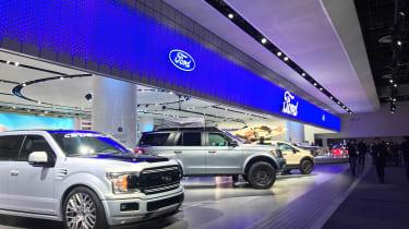 Detroit Motor Show 2018