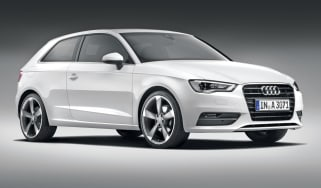Audi A3 front three-quarters
