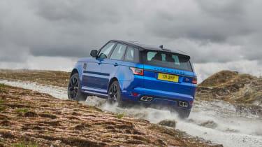 Range Rover Sport SVR - rear