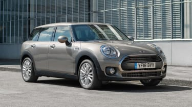 MINI Clubman City - front